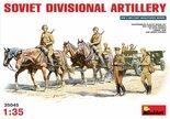 MiniArt Soviet Divisional Artillery 1:35 (35045)