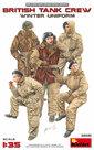 MiniArt British Tank Crew Winter Uniform 1:35 (35121)