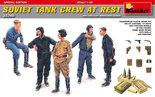 MiniArt Soviet Tank Crew at Rest Special Edition 1:35 (35246)
