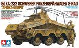 Tamiya Schwerer Panzerspahwagen 8-RAD 1/35 (35297)