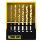 Proxxon 6-delige Titaan Boren Set (28876)