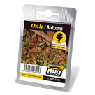 AMMO MIG Laser Cut Leaves Oak Autumn (8401)