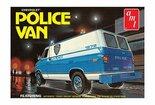 AMT Chevrolet Police Van 1/25 (AMT1123)