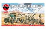 Airfix Bofors 40mm Gun & Tractor 1:76 (A02314V)