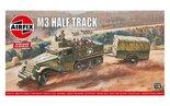 Airfix M3 Half Track & 1 Ton Trailer 1:76 (A02318V)
