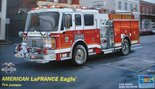 Trumpeter American LaFrance Eagle Fire Pumper 1:25 (02506)