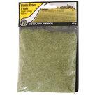 Woodland Scenics Static Grass Light Green 4mm #FS619