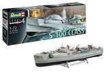 Revell German Fast Attack Craft S-100 1:72 #05162