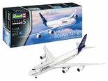 "Revell Boeing 747-8 Lufthansa ""New Livery"" 1:144 #03891"