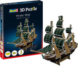 Revell 3D Puzzel Pirate Ship #00115