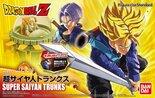 Figure Rise Standard Dragonball Super Saiyan Trunks