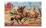 Airfix WWI Royal Horse Artillery 1:76 #00731V