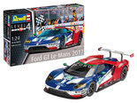 Revell Ford GT Le Mans 2017 1:24 #07041