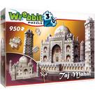 Wrebbit 3D Puzzel Taj Mahal