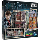 Wrebbit 3D Puzzel Harry Potter Diagon Alley