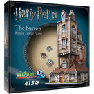 Wrebbit 3D Puzzel Harry Potter The Burrow