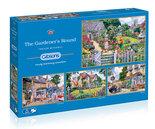 Gibsons The Gardener's Round #G5047