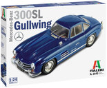 Italeri Mercedes Benz 300 SL Gullwing 1:24 #3645