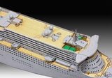 Revell 05199 Queen Mary 2 Platinum Edition 1:400