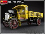 MiniArt 38027 British Lorry 3t Lgoc B-Type 1/35