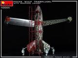 MiniArt 40005 Fw Triebflugel With Boarding Ladder 1/35