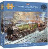 Gibsons Kestrel at Hartlepool #G3130 Puzzel