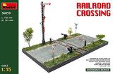 MiniArt 36059 Railroad Crossing 1/35
