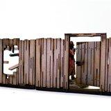 4Ground Add-on 6: Yard Fencing with Gates