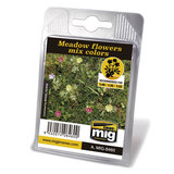 AMMO MIG Laser Cut Plant Meadow Flowers (8460)
