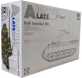 Takom Panther Ausf. A Late 1/35 #2099