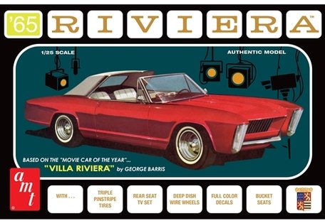 AMT '65 Riviera 1:25
