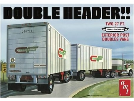 AMT Double Header 1:25