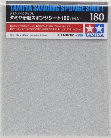 Tamiya Schuurspons P180