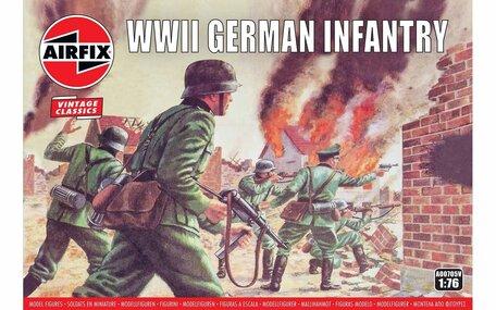 Airfix German Infantry WWII 1:72