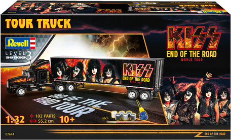 Revell KISS Tour Truck 1:32
