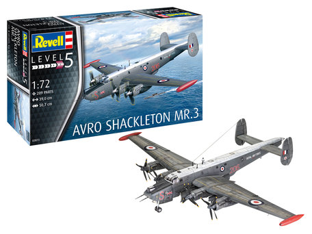 Revell Avro Shackleton MR.3 1:72