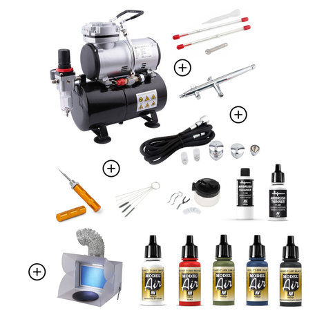 Airbrush Set Ultimate