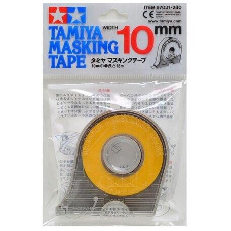 Tamiya Masking Tape 10mm + Houder