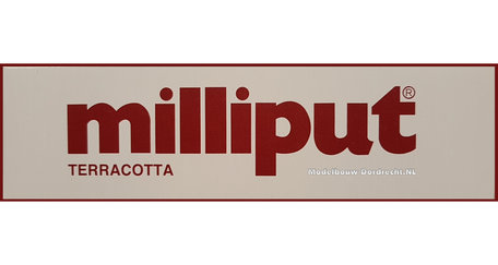 Milliput: Terracotta