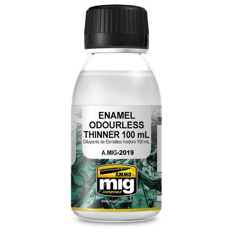 AMMO Enamel Odourless Thinner 100ml