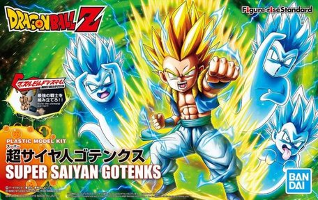 Super Saiyan Gotenks
