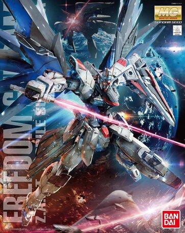 ZGMF-X10A Freedom Gundam Version 2.0