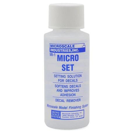 Microscale Micro Set