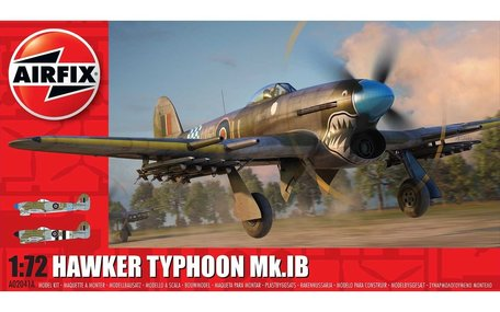 Airfix Hawker Typhoon 1:72