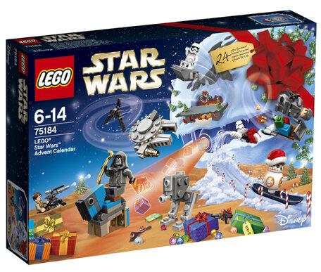 LEGO 75184 Star Wars Adventkalender (2017)