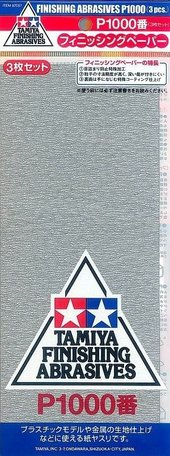 Schuurpapier P1000 (Tamiya)