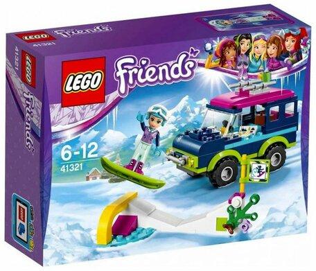 LEGO 41321 Snow Resort Off-Roader