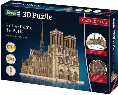 Revell 3D Puzzel Notre Dame de Paris
