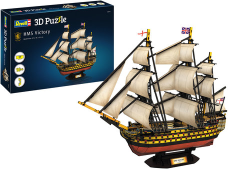 Revell 3D Puzzel HMS Victory