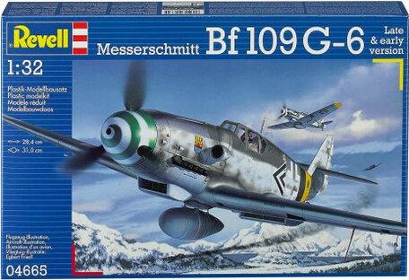 Revell Messerschmitt Bf 109 G-6 1:32